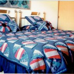 Untitled Twin Bed Quilts 1983