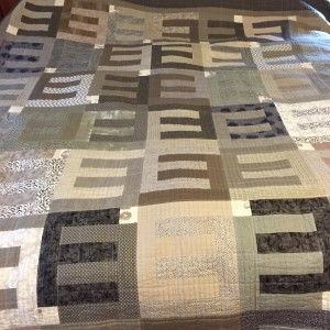 after quilting, not washed 2LR
